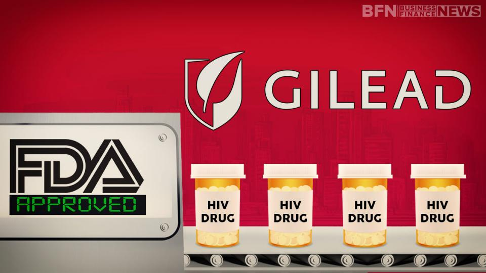 960-gilead-sciences-inc-won-approval-for-hiv-drug-from-fda